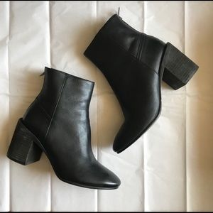 All Saints Idella boots.